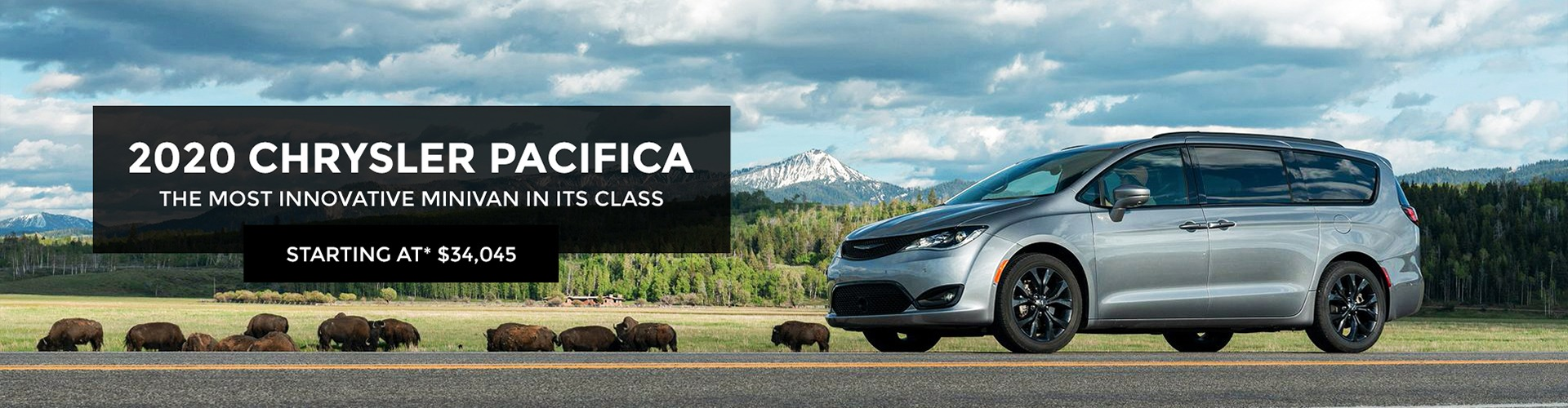 2020 Chrysler Pacifica - The Most Innovative Minivan In Its Class